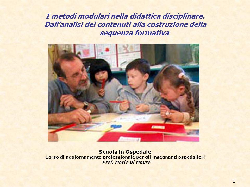 Corso di aggiornamento professionale per gli insegnanti ospedalieri