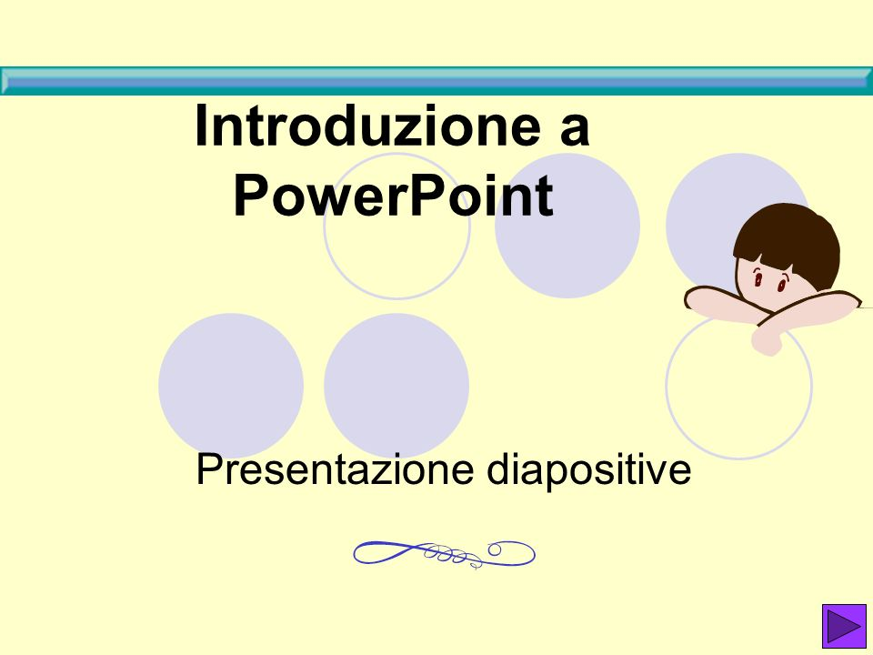 Introduzione a PowerPoint