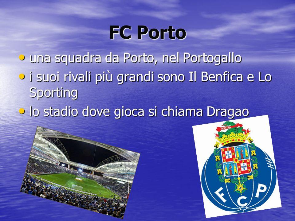 FC Porto una squadra da Porto, nel Portogallo