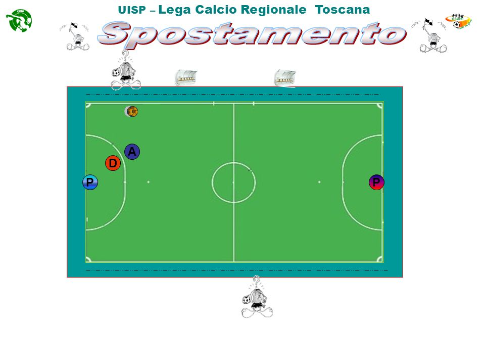 UISP – Lega Calcio Regionale Toscana