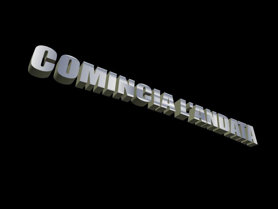 COMINCIA L ANDATA
