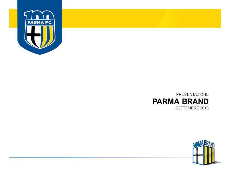 PRESENTAZIONE PARMA BRAND SETTEMBRE 2013