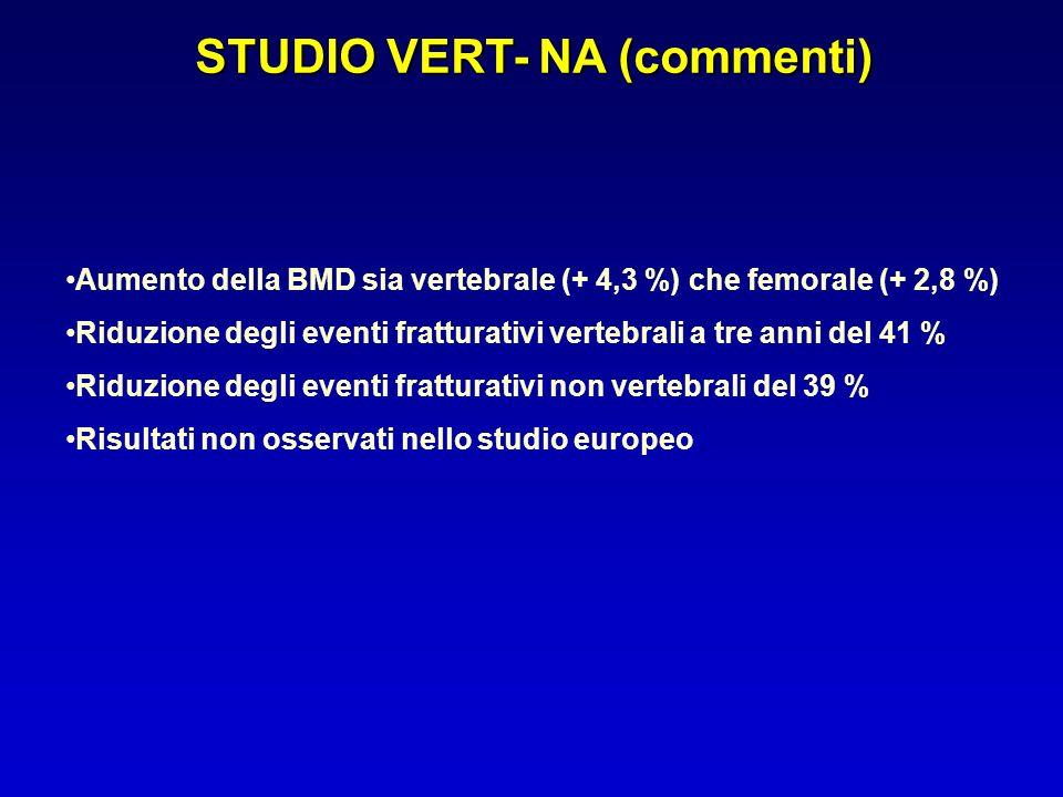 STUDIO VERT- NA (commenti)