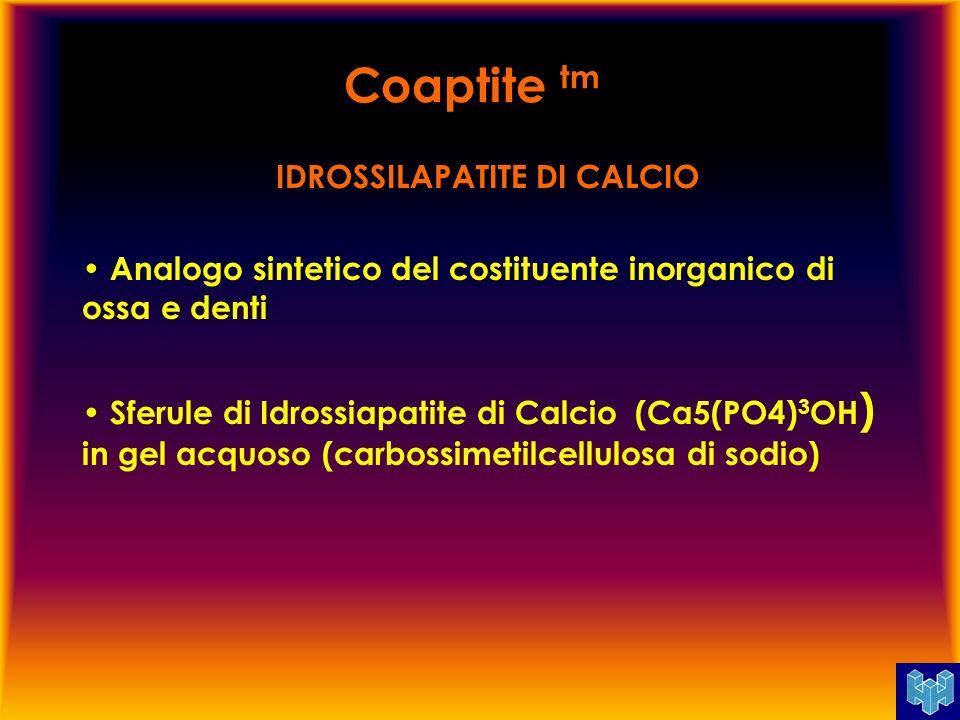 IDROSSILAPATITE DI CALCIO