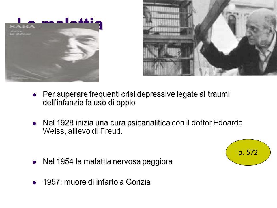 La malattia Per superare frequenti crisi depressive legate ai traumi dell'infanzia fa uso di oppio.