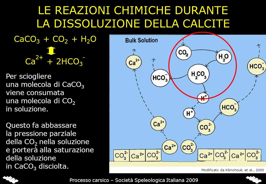 LA DISSOLUZIONE E LA CO2: È TUTTO QUA