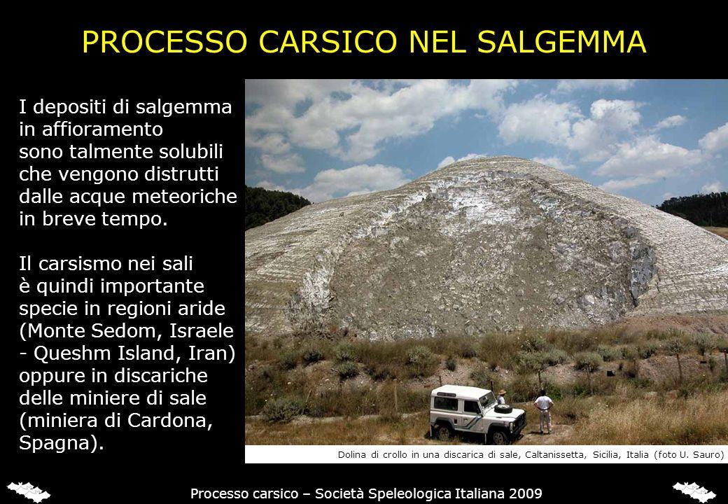 PROCESSO CARSICO E GESSI