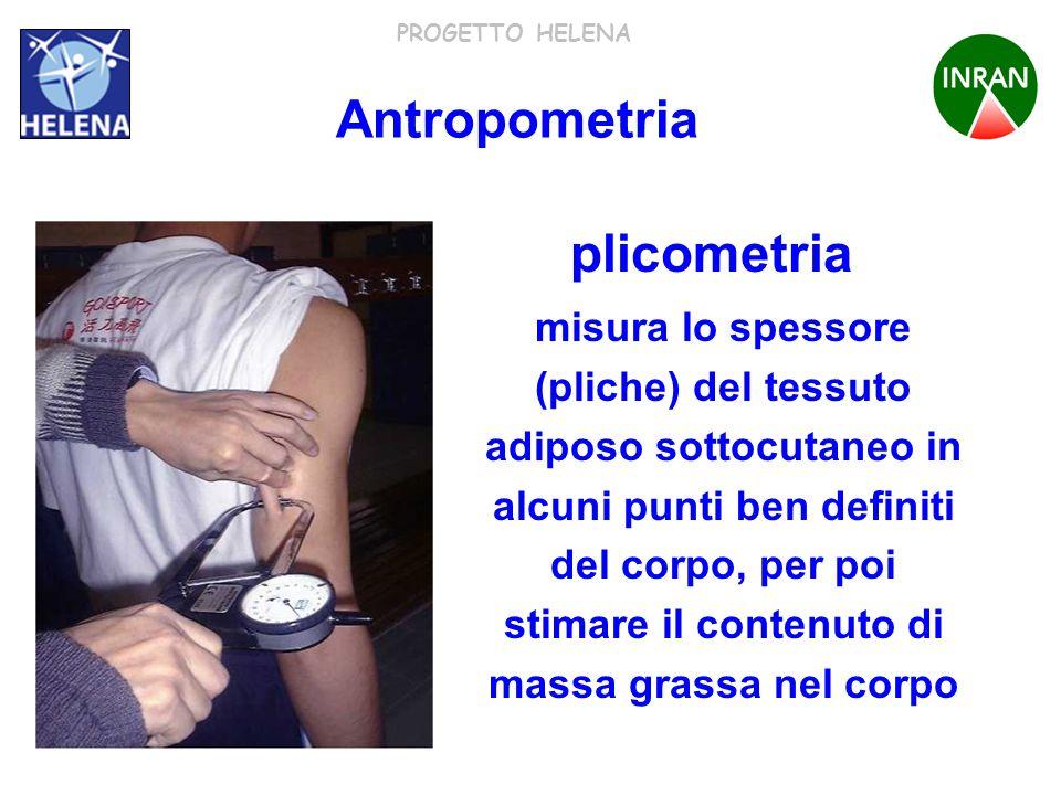 Antropometria plicometria