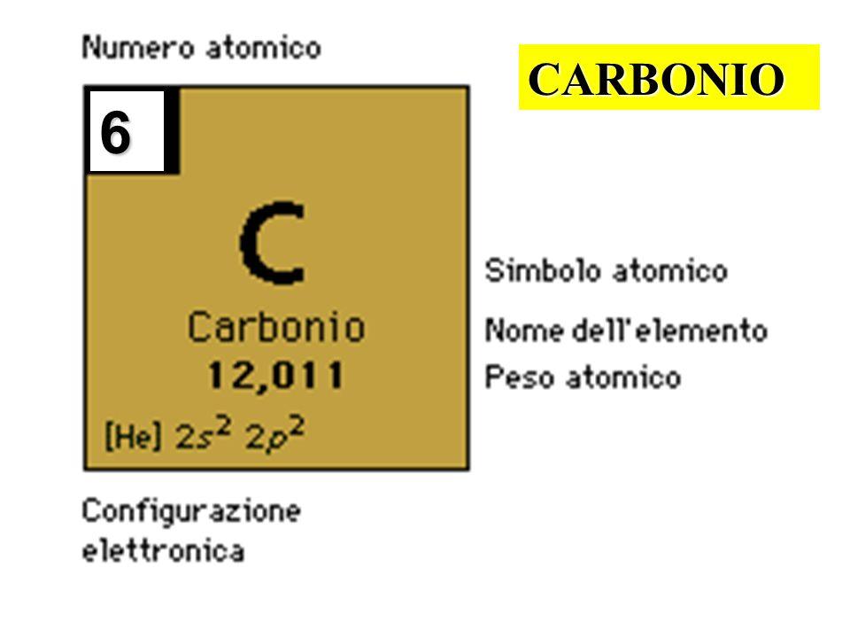 CARBONIO 6 6