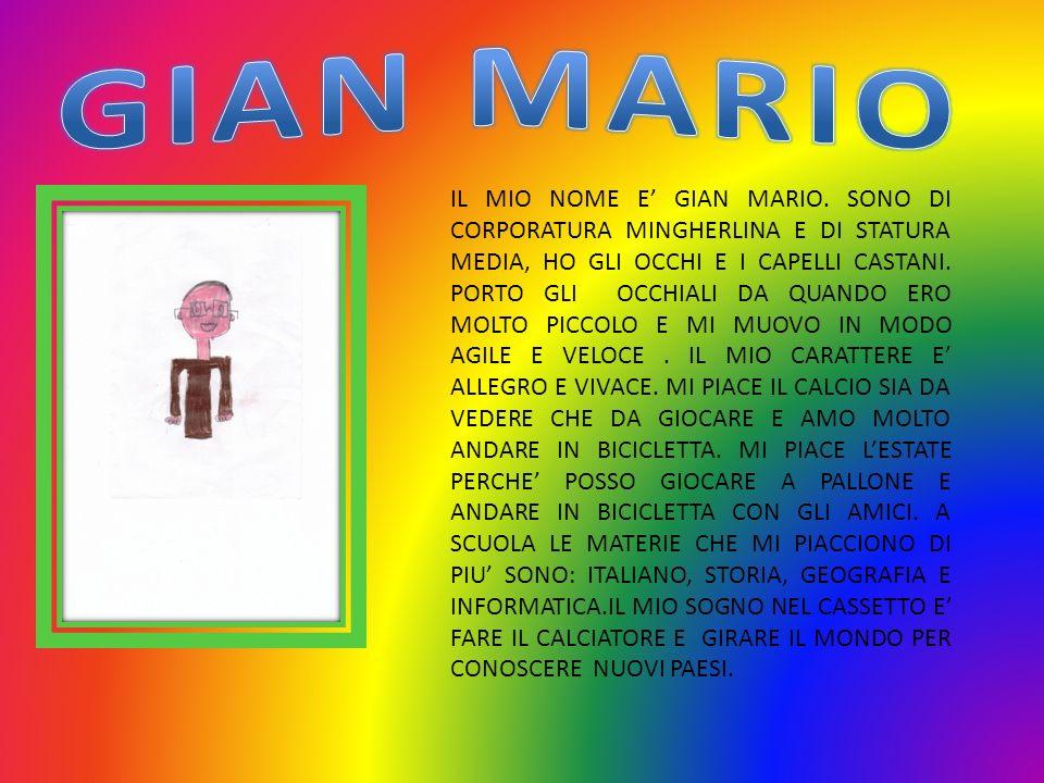 GIAN MARIO