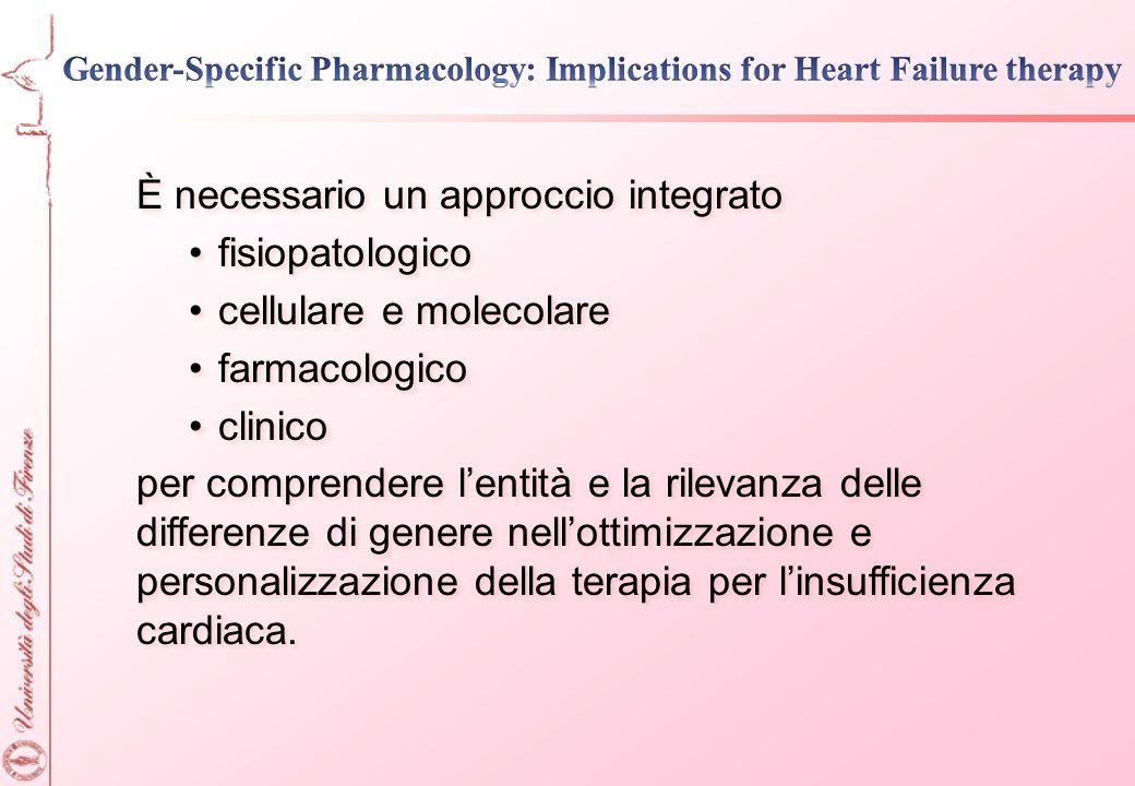 È necessario un approccio integrato fisiopatologico