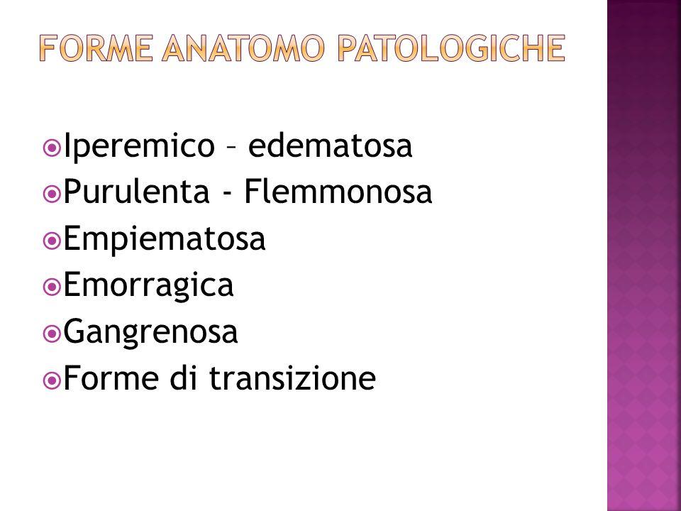 Forme Anatomo Patologiche
