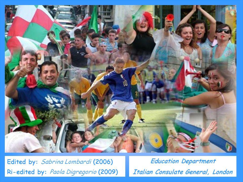 Italian Consulate General, London