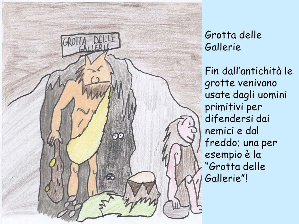 Grotta delle Gallerie