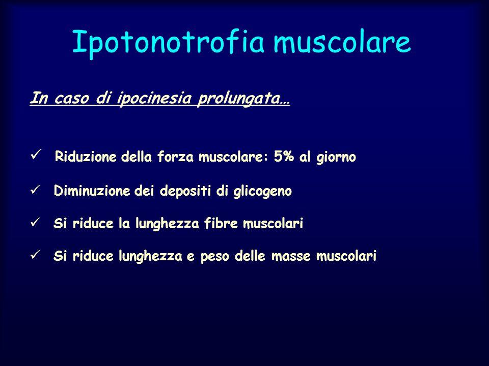 Ipotonotrofia muscolare