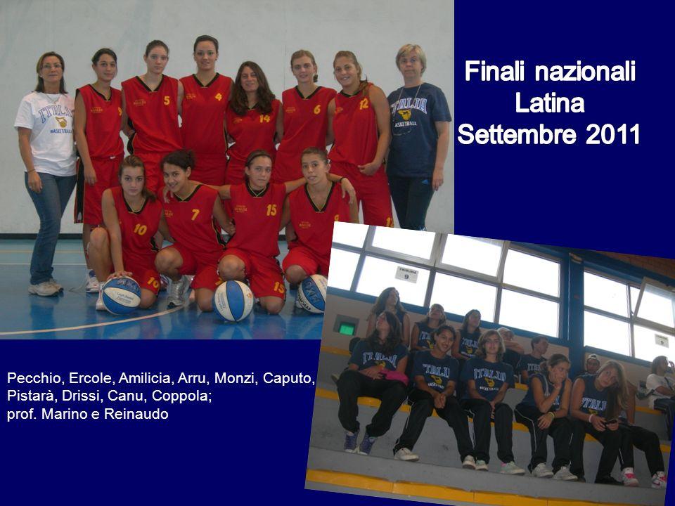 Finali nazionali Latina