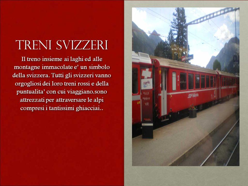 Treni svizzeri