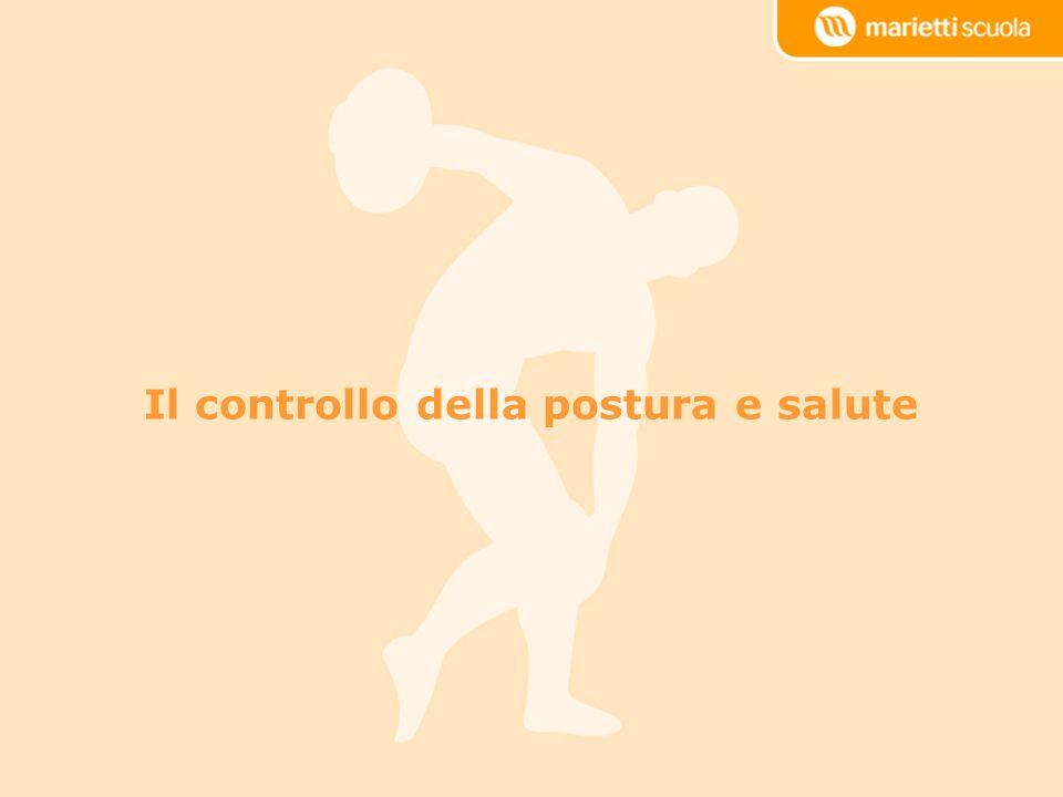 Il controllo della postura e salute