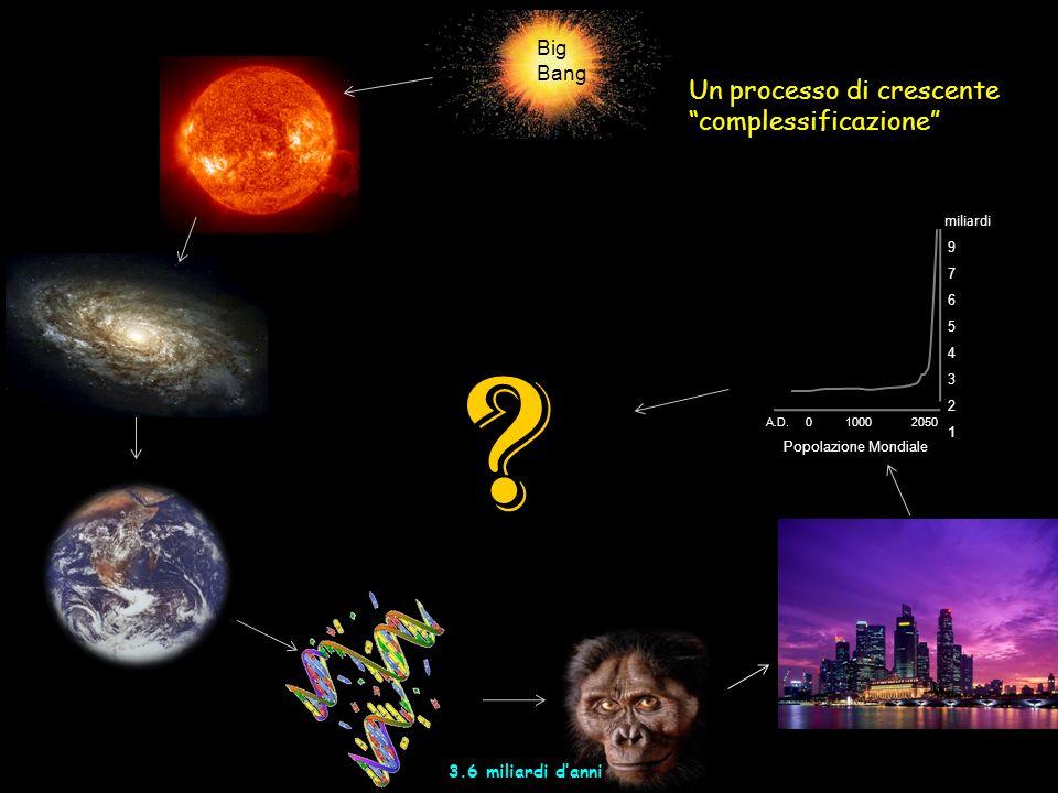 IL CASO TERRA di Paolo Saraceno L'origine del nostro pianeta