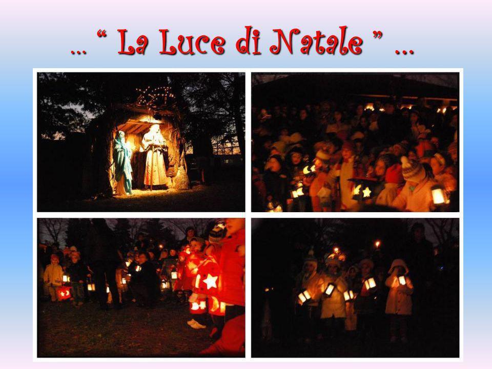 … La Luce di Natale …