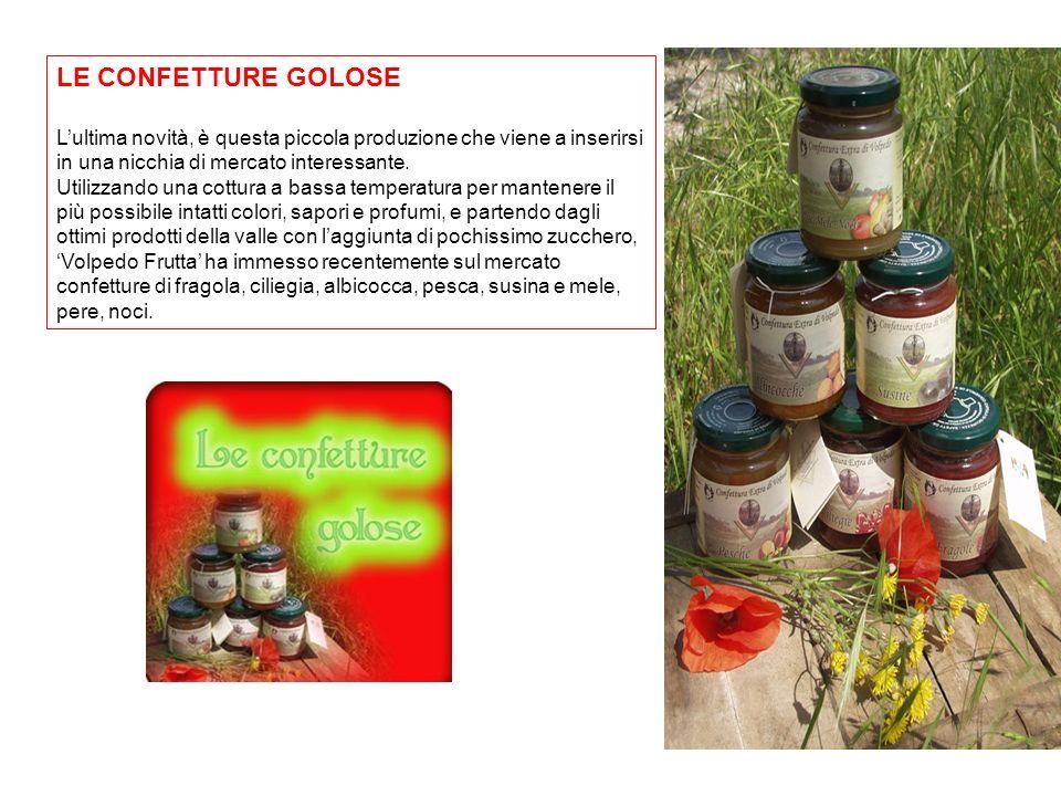 LE CONFETTURE GOLOSE