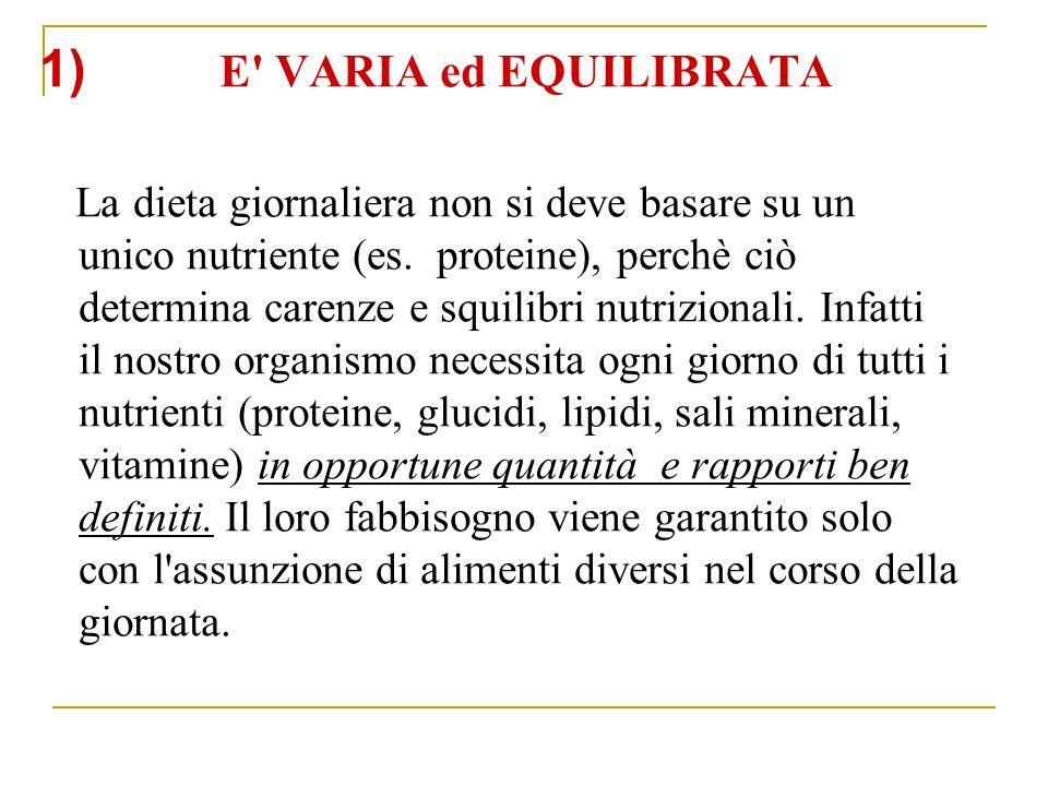 1) E VARIA ed EQUILIBRATA
