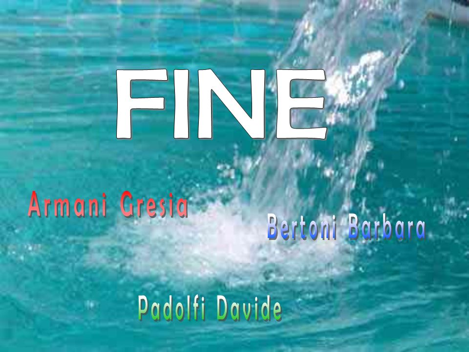 FINE Armani Gresia Bertoni Barbara Padolfi Davide