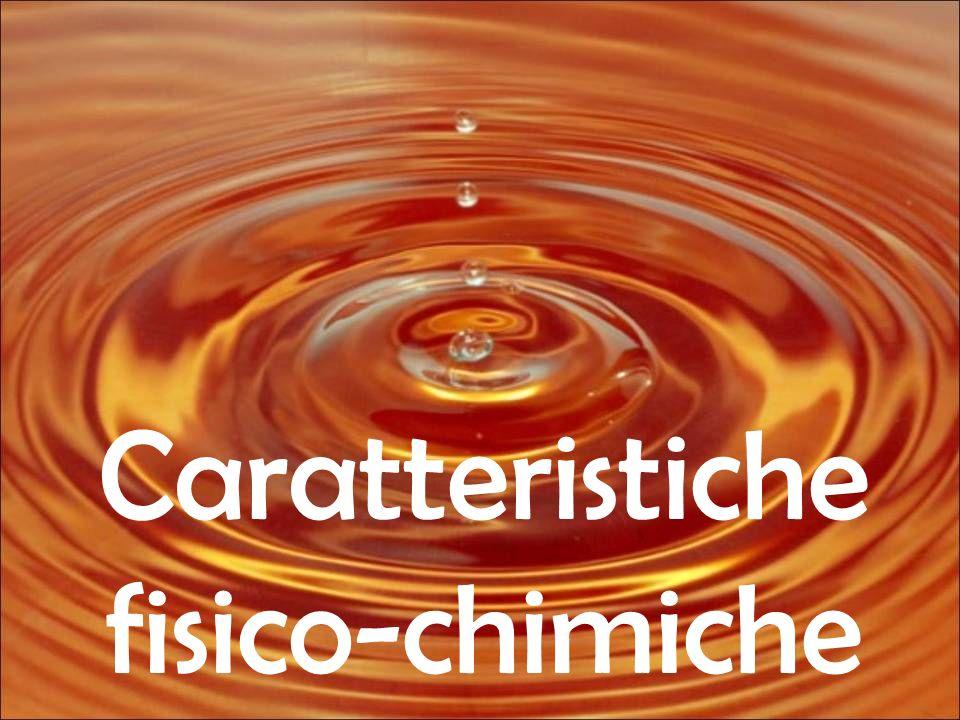 Caratteristiche fisico-chimiche
