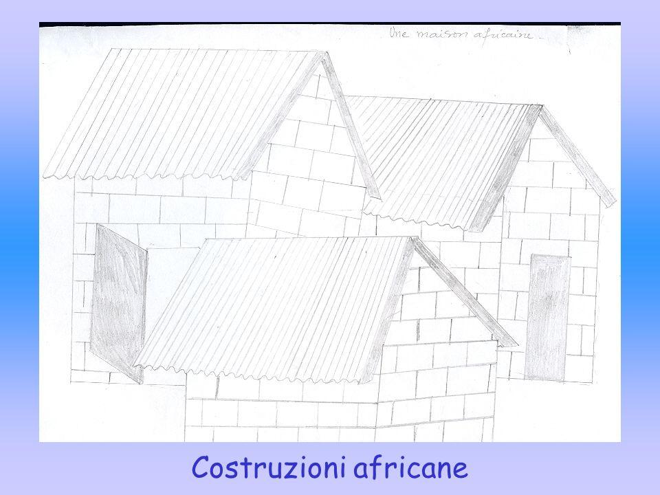Costruzioni africane