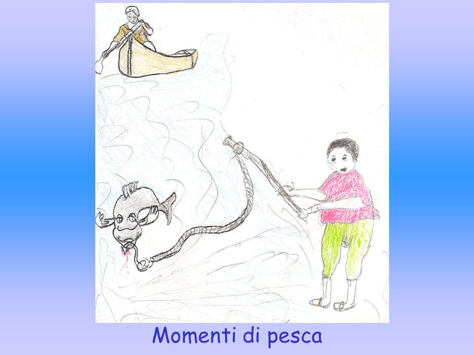 Momenti di pesca