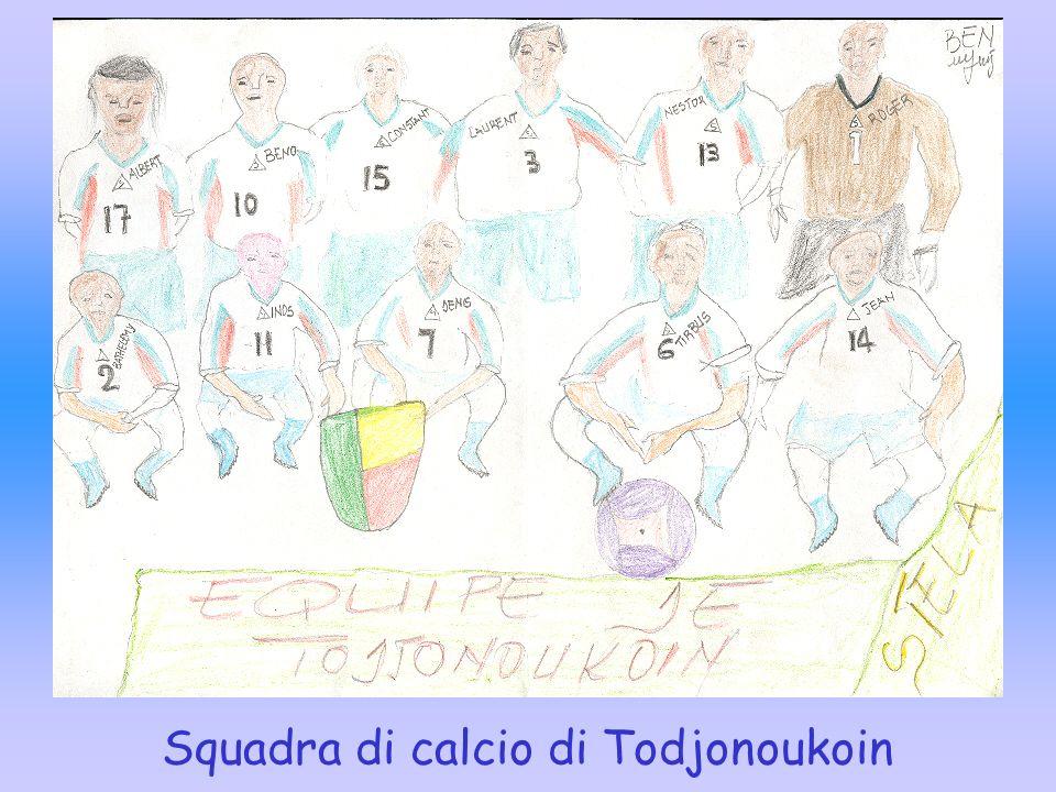 Squadra di calcio di Todjonoukoin