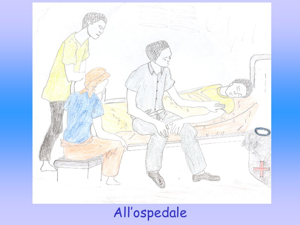 All'ospedale