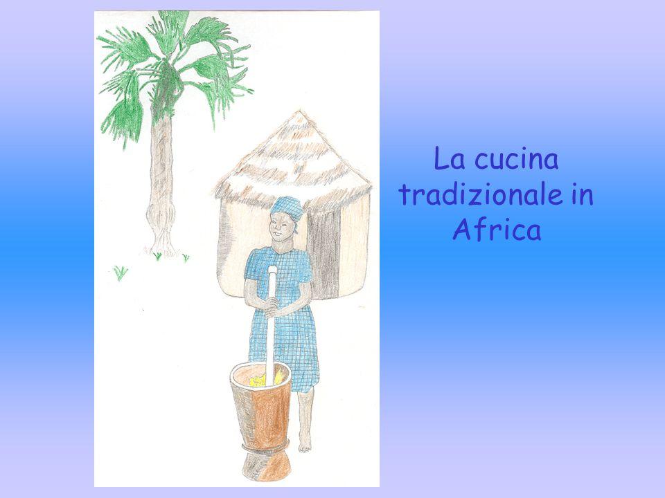 La cucina tradizionale in Africa