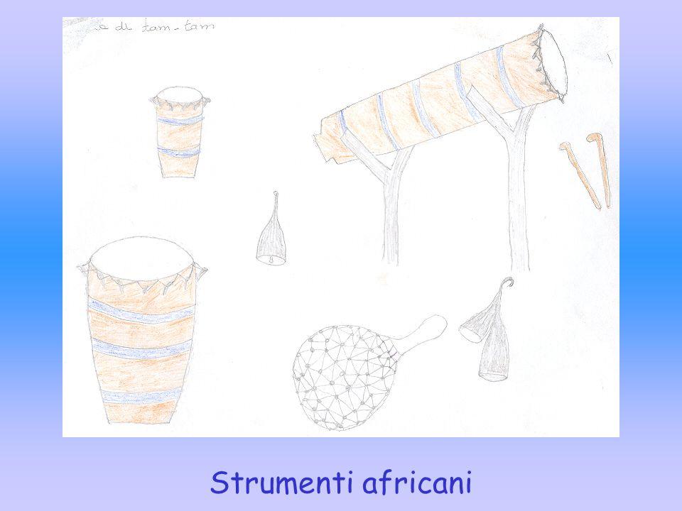 Strumenti africani