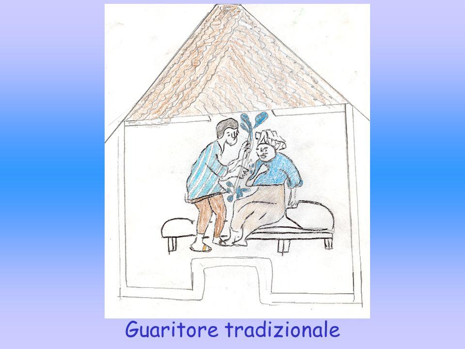 Guaritore tradizionale