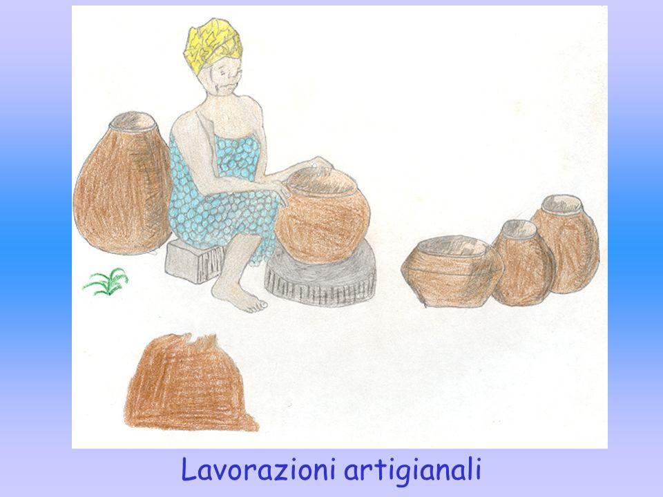 Lavorazioni artigianali