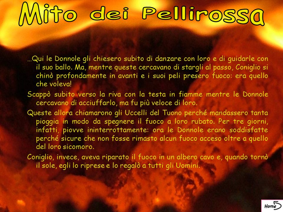 Mito dei Pellirossa