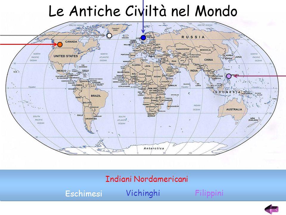 Le Antiche Civiltà nel Mondo