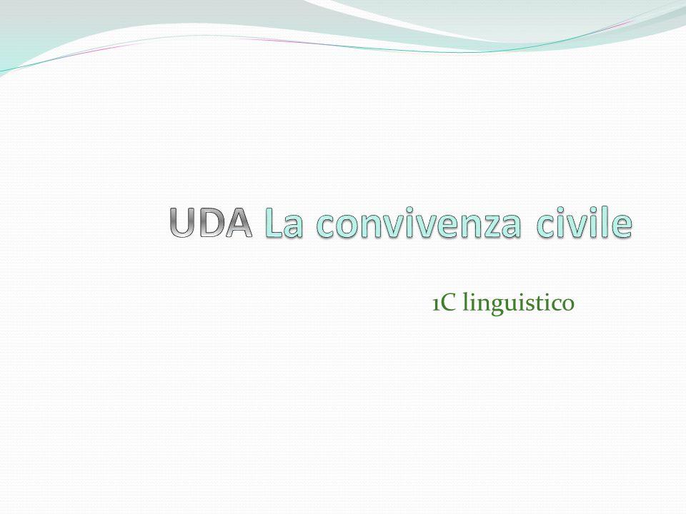 UDA La convivenza civile