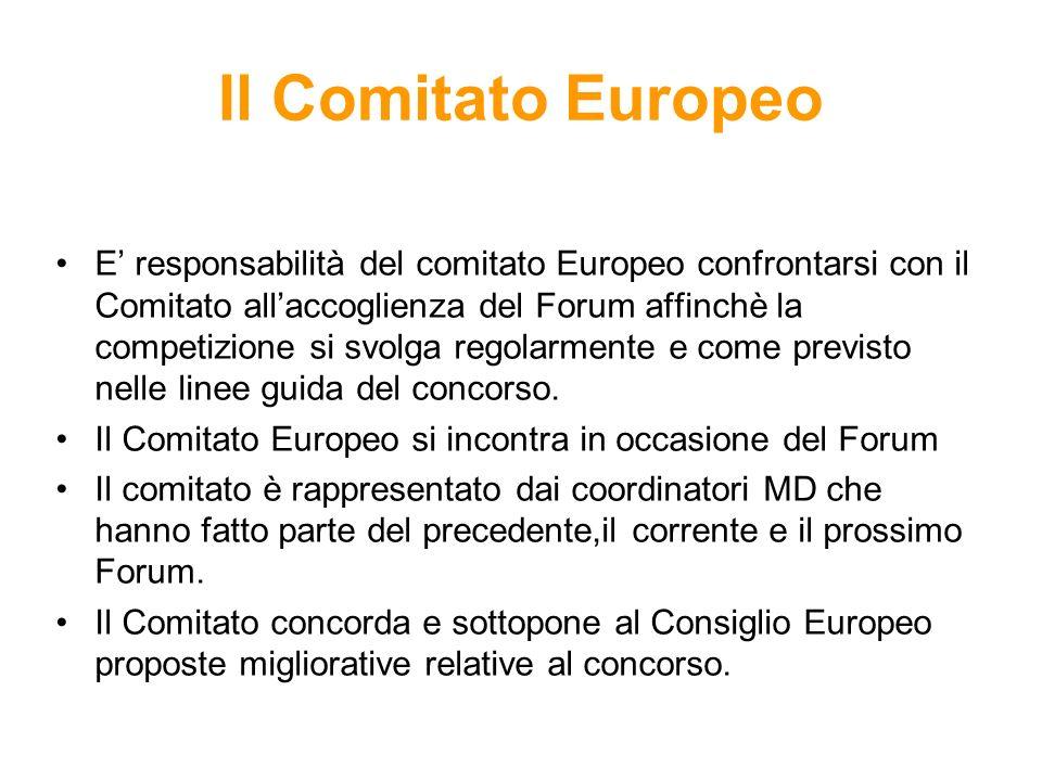 Il Comitato Europeo