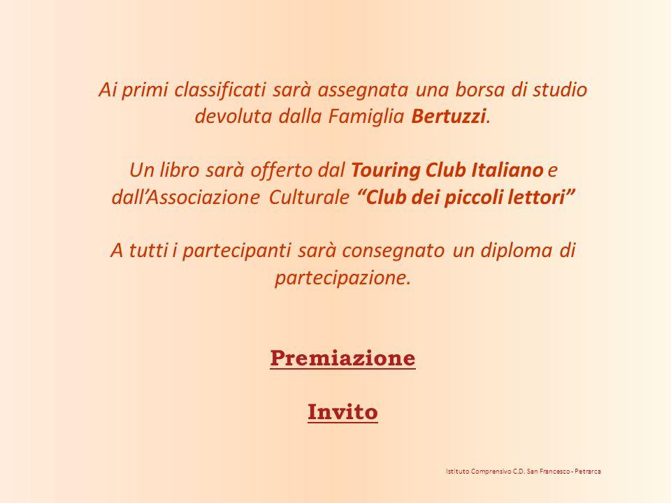 A tutti i partecipanti sarà consegnato un diploma di partecipazione.