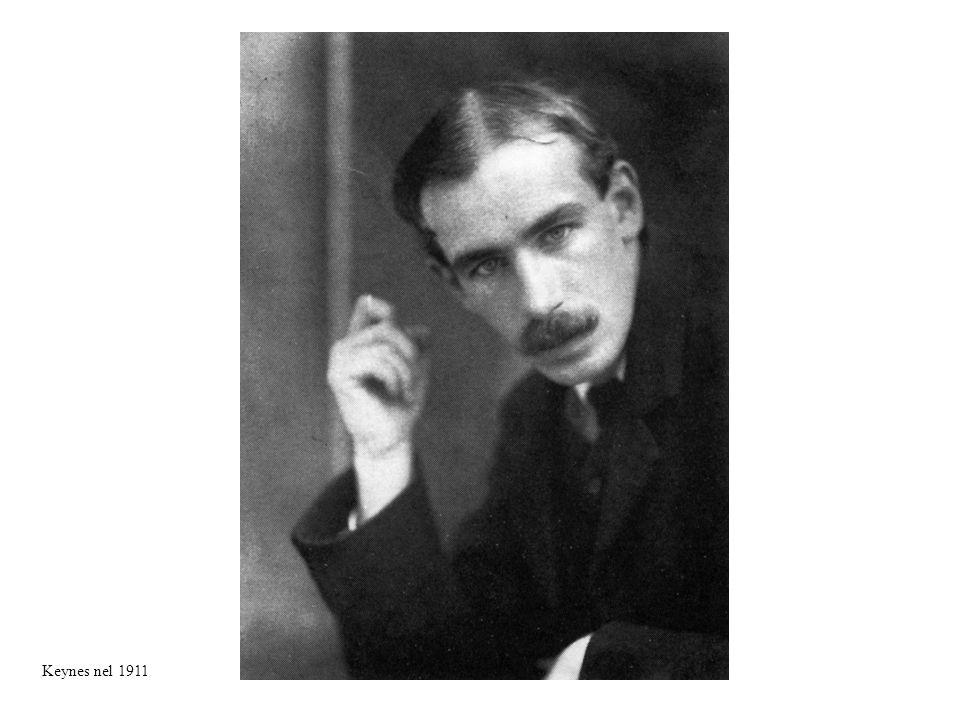 Keynes nel 1911