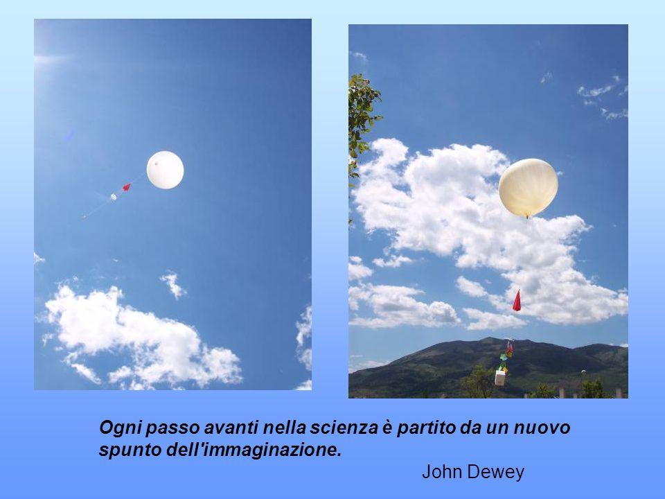 Ogni passo avanti nella scienza è partito da un nuovo spunto dell immaginazione. John Dewey