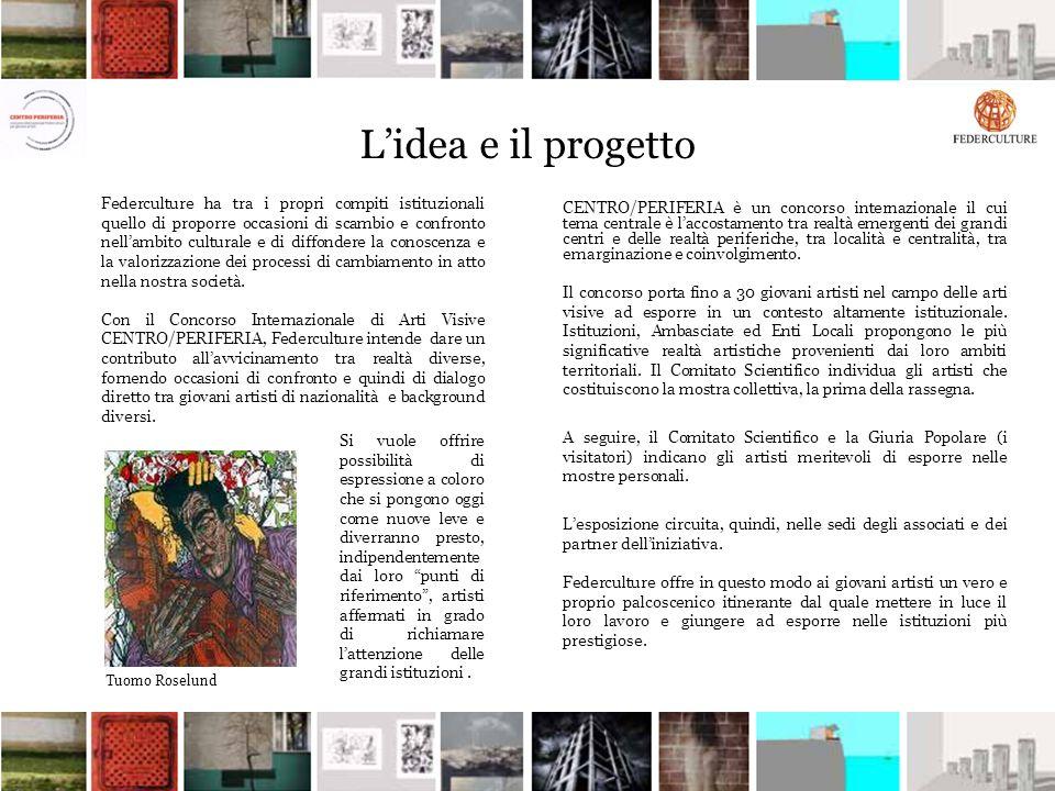 L'idea e il progetto