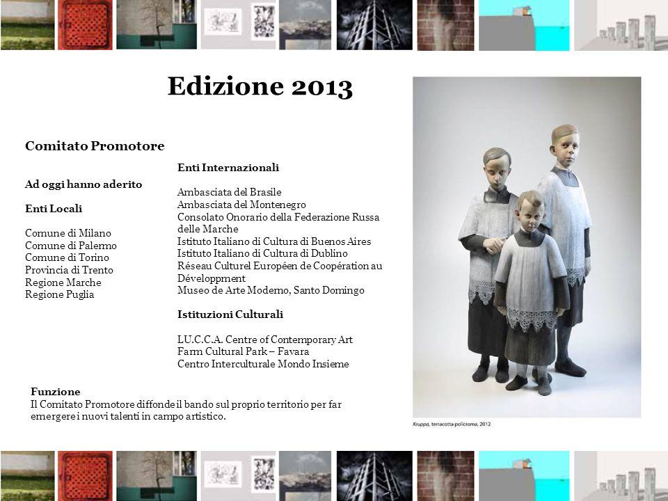 Edizione 2013 Comitato Promotore Ad oggi hanno aderito