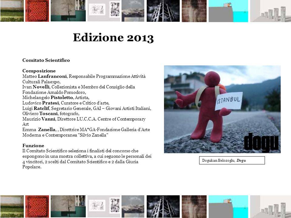 Edizione 2013 Comitato Scientifico Composizione