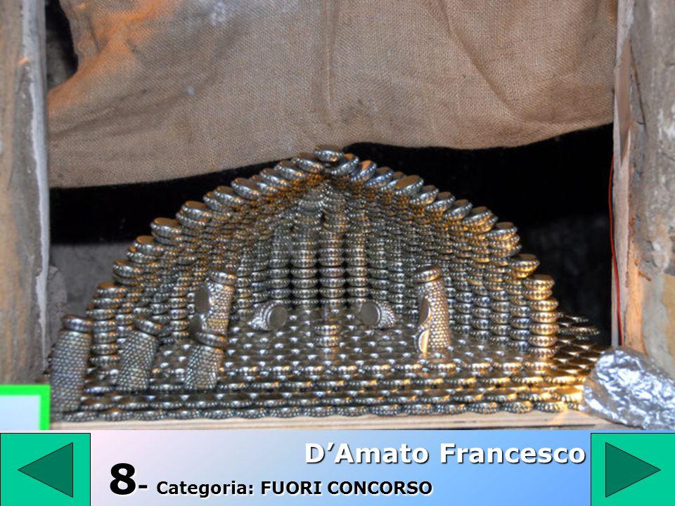 8- Categoria: FUORI CONCORSO