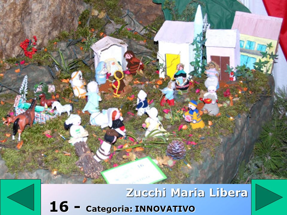16 Zucchi Maria Libera 16 - Categoria: INNOVATIVO