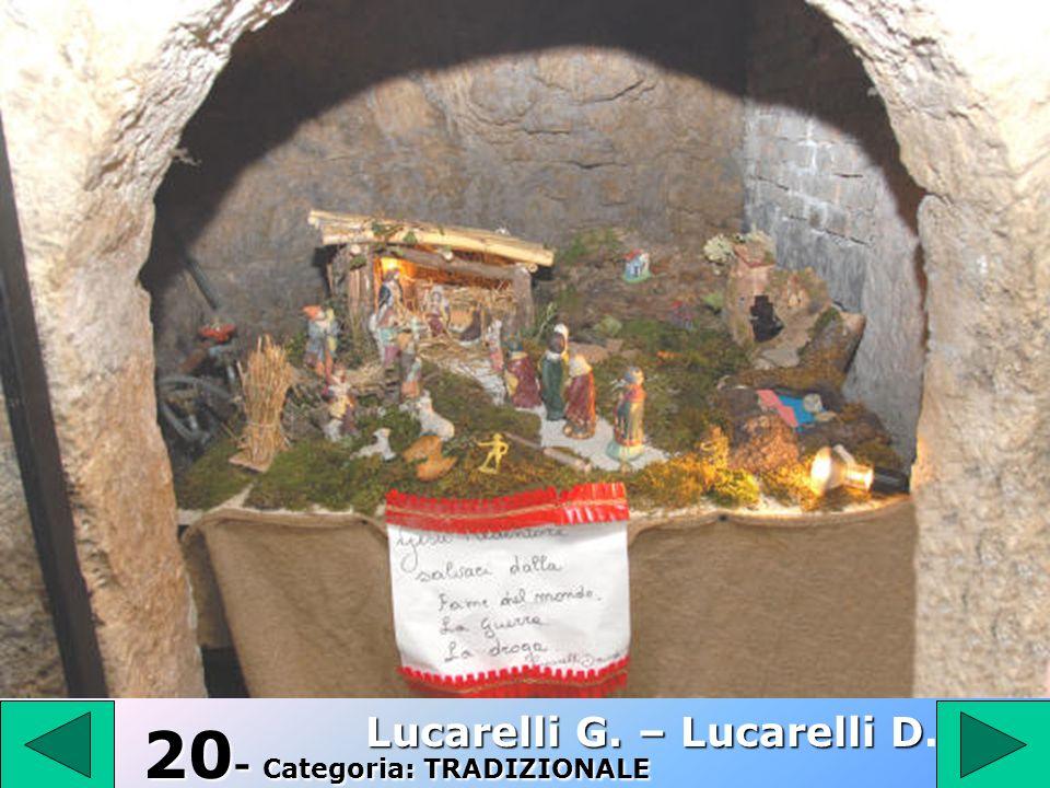 Lucarelli G. – Lucarelli D.