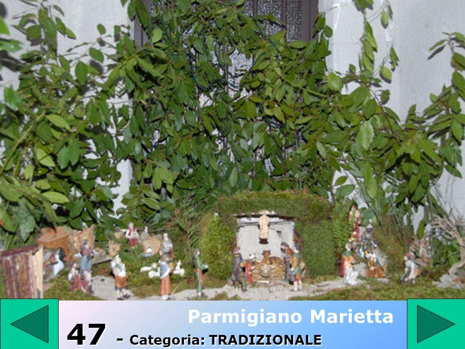 47 - Categoria: TRADIZIONALE
